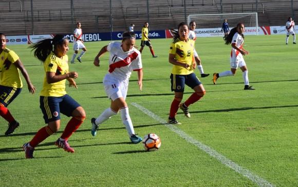 Colombia, con pie firme en el sudamericano femenino sub-17