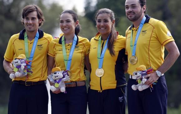 El Golf colombiano barrió en los Panamericanos de Toronto