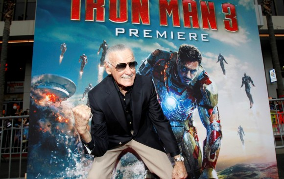 Stan Lee ha fallecido a los 95 años de edad — Urgente
