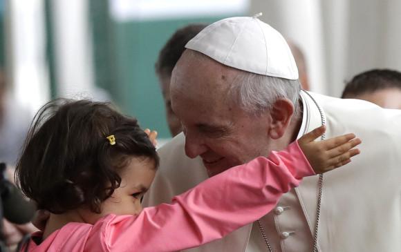El Papa propone incluir el medio ambiente en obras benéficas