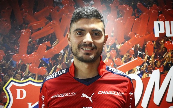 Rodrigo Erramuspe es nuevo jugador de Independiente Medellín