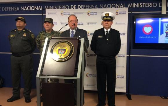 Santos ordenó cese al fuego definitivo con las Farc desde este lunes