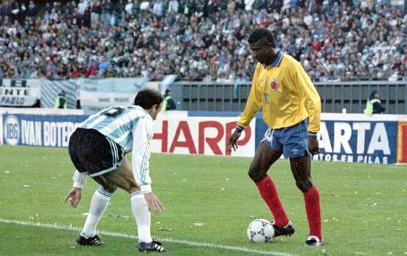 Resultado de imagen para 5-0 argentina colombia