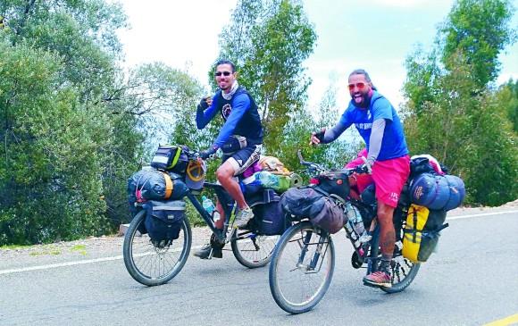 9.200 kilómetros de turismo en bicicleta