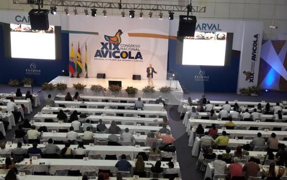En octubre de 2020, en Medellín, se celebrará el próximo congreso de Fenavi. Foto: Ferney Arias.