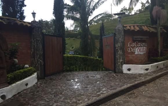 Capturan en Antioquia a alias Tom, uno de los capos más buscados