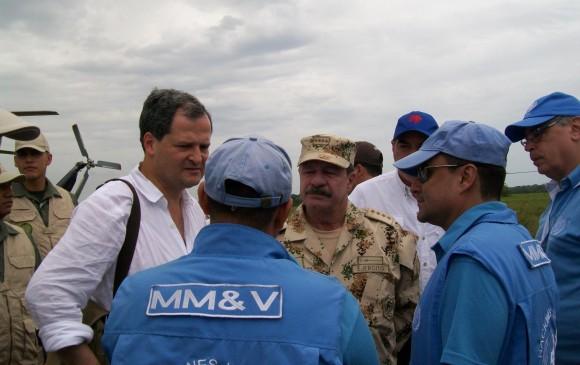 FARC entrega otro 30% de su armamento a ONU