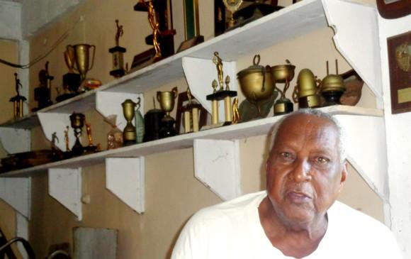 Edison Christopher integró durante muchos años tanto la selección Antioquia como el combinado nacional. FOTO JUAN FELIPE SIERRA