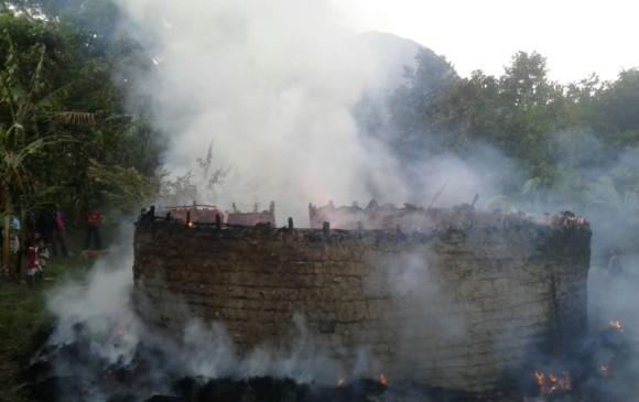 Procuraduría pide esclarecer el incendio de templos ceremoniales kankuamos