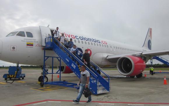 En Colombia la aerolínea Viva Colombia pasó a denominarse Viva Air