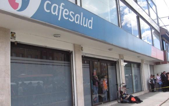 Consorcio Prestasalud se queda con Cafesalud