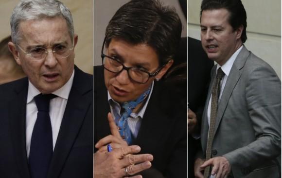 Uribe dice que Santos 'se robó' las elecciones en el 2014