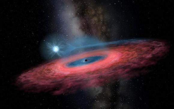 Descubren un agujero negro tan enorme que incluso no debería de existir