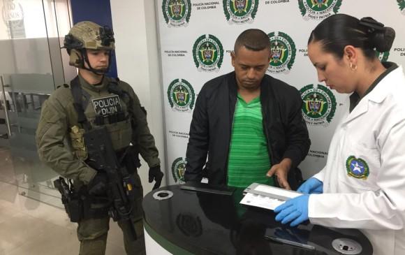 Capturado alias 'Olindillo', presunto narcotraficante que intentó colarse a la JEP