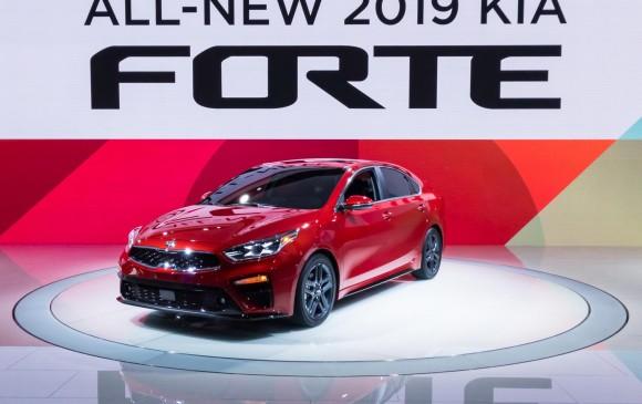 KIA FORTE 2019