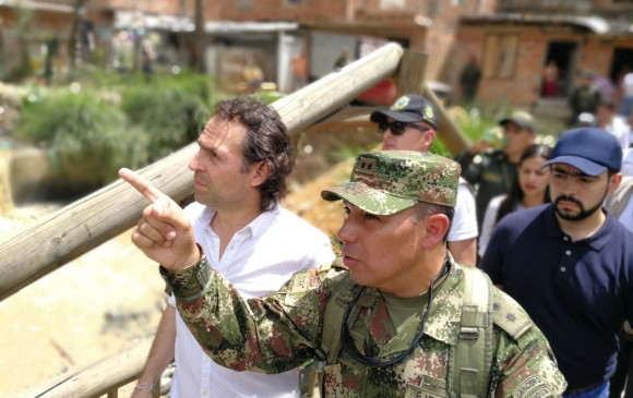 Con un lanzagranadas planearon el atentado contra Federico Gutiérrez