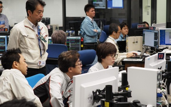 Sonda japonesa Hayabusa2 vuelve a aterrizar en asteroide