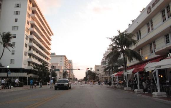 Miami Beach cumple 100 aos Escena