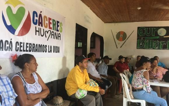 Asesinan a lideresa en el municipio de Cáceres, en Antioquia