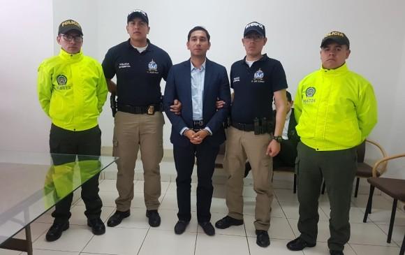 Luis Gustavo Moreno pedirá asilo en EE.UU: Defensa