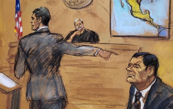 Adelantan lo que supuestamente revelará Zambada en juicio de ´El Chapo´
