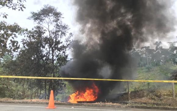 Nuevo atentado al oleoducto Caño Limón-Coveñas, en Norte de Santander