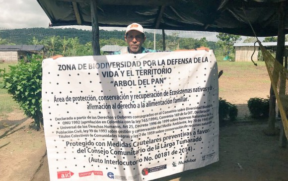 Líder reclamante de tierras fue asesinado en su casa en Riosucio, Chocó