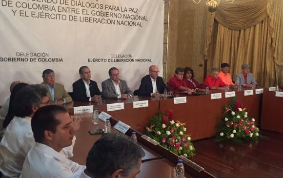 Paz en Colombia: Delegación de gobierno se reúne con obispos
