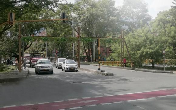 Este render forma parte de la propuesta del Metroplús y Envigado para obtener el permiso de aprovechamiento ambiental. FOTO cortesía