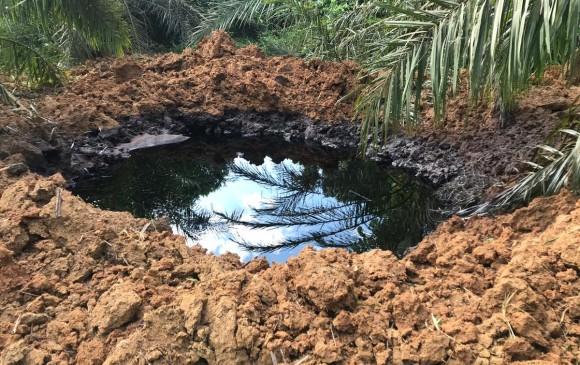 Ecopetrol reporta nuevo ataque con bomba contra oleoducto Trasandino en Colombia