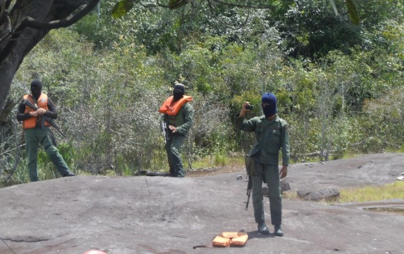 Colombia protesta por supuesta incursión de militares venezolanos