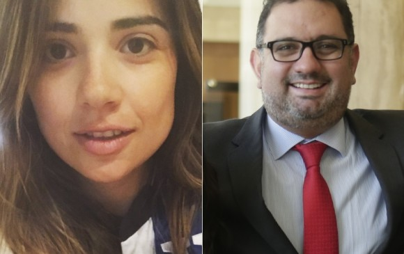 Hija de Jorge Luis Pinto denuncia maltrato de su exesposo congresista