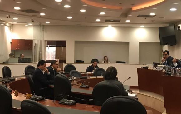 Magistrado Malo rinde indagatoria en Cámara de Representantes — Exclusivo