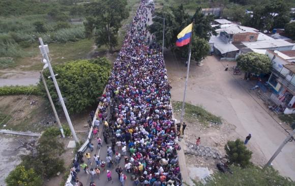 Cancelarán tarjeta de movilidad fronteriza a mandatarios del oficialismo venezolano
