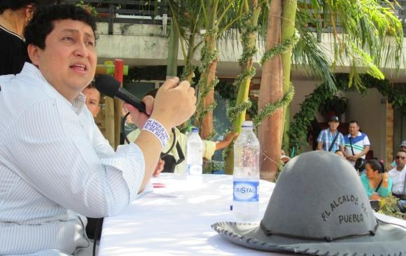 Jhon Jairo Torres Torres, alcalde electo de Yopal, estuvo recluido cerca de dos meses en la cárcel La Picota de Bogotá. FOTO COLPRENSA