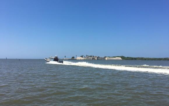 Armada busca dos estadounidenses y dos colombianos desaparecidos en el Caribe