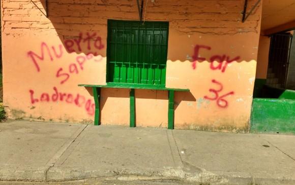 Disidencias y su crecimiento alarmante en Antioquia