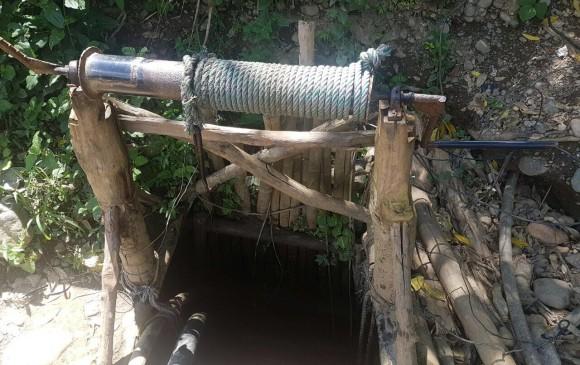 Derrumbe en mina en Colombia deja al menos dos muertos