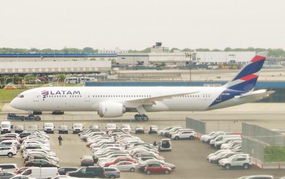 Qatar Airways adquiere el 10% de LATAM tras aumento de capital