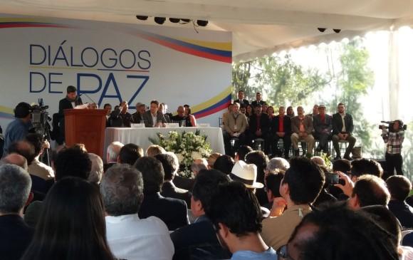 Primer acuerdo en diálogo de paz entre ELN y gobierno de Colombia