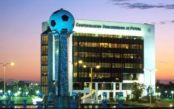 La Conmebol amenaza con sacar su sede de Paraguay