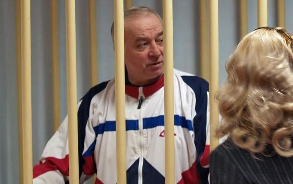 Sergei Skripal, exespía ruso. FOTO EFE