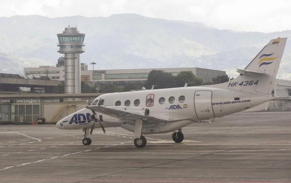 La aerolínea antioqueña ADA cierra operaciones debido a problemas financieros