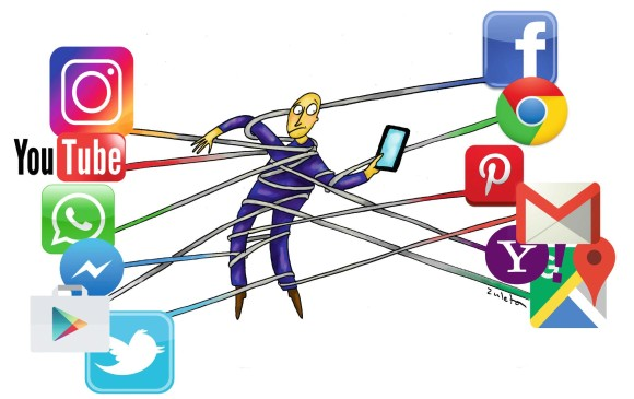 Resultado de imagen de redes sociales