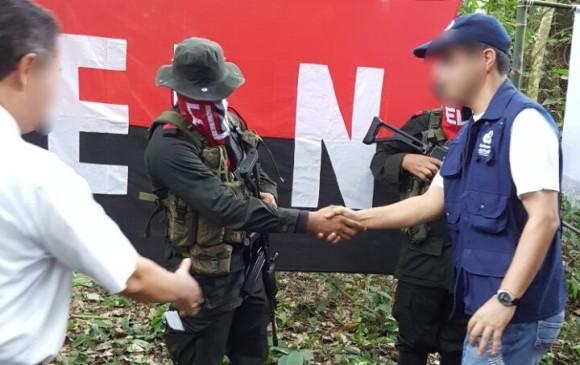 Eln entrega a otros dos secuestrados en el Chocó