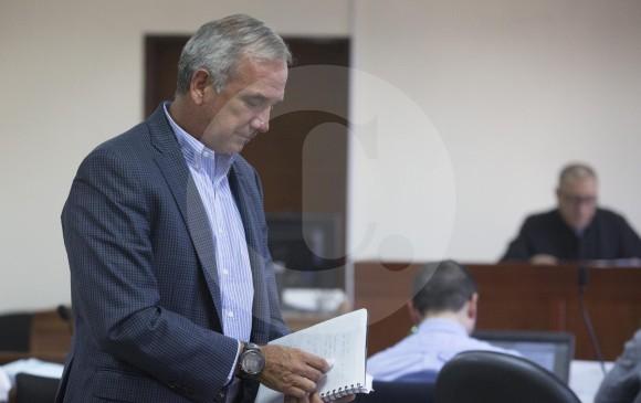 Gustavo Alberto Villegas fue el primer secretario de Seguridad de la actual administración de Medellín. Quedará inhabilitado durante 81 meses para el ejercicio de cargos públicos