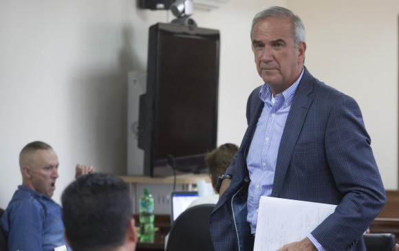 Tras preacuerdo, condenaron a 33 meses de prisión a Gustavo Villegas