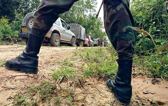 Disidencia de las FARC condiciona liberación de funcionario de la ONU secuestrado