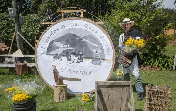 Silleteros fueron homenajeados en sus 60 años