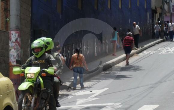 Herido a bala auxiliar de Policía en Barranquilla